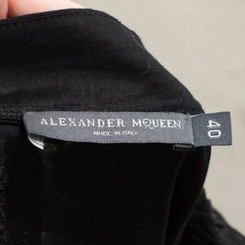 бирка Блуза  Alexander McQueen