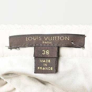 бирка Юбка Louis Vuitton