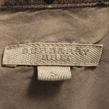 бирка Рубашка  Burberry Brit