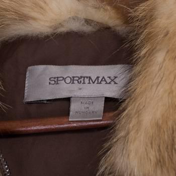 бирка Куртка  Sportmax