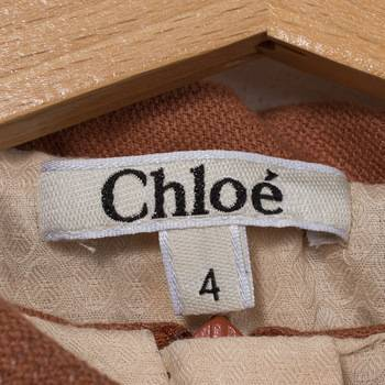 бирка Двойка  Chloe