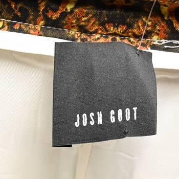 бирка Брюки Josh Goot