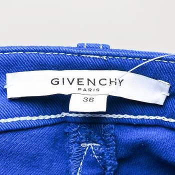 бирка Джинсы Givenchy