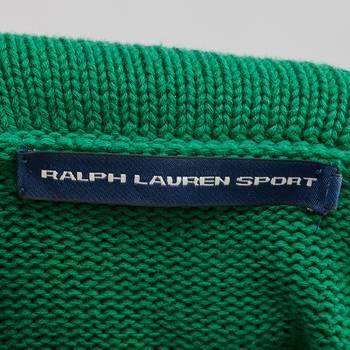 бирка Свитер Ralph Lauren Sport