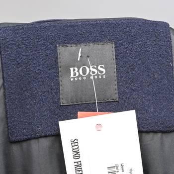 бирка Муж.пальто Boss by Hugo Boss