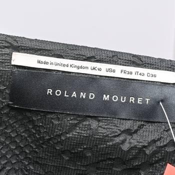 бирка Платье Roland Mouret