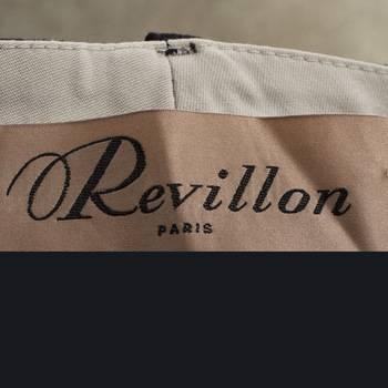 бирка Брюки  Revillon