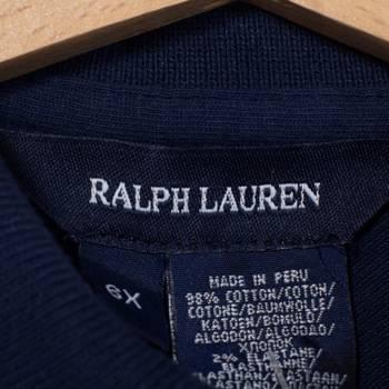 бирка Топ  Ralph Lauren