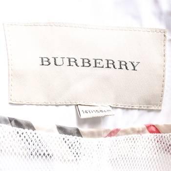 бирка Тренч Burberry