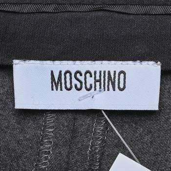 бирка Брюки Moschino