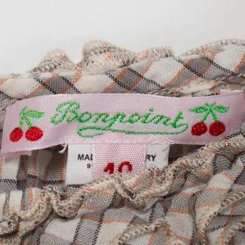 бирка Платье  Bonpoint