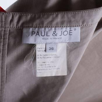 бирка Платье Paul & Joe