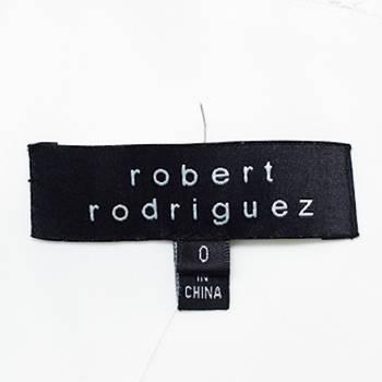 бирка Платье Robert Rodriguez