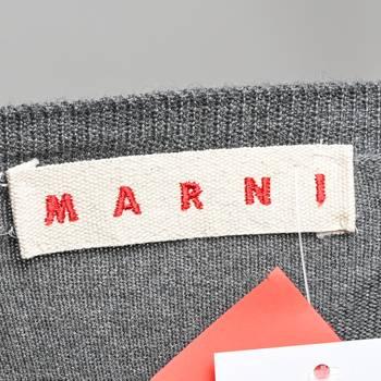 бирка Джемпер Marni