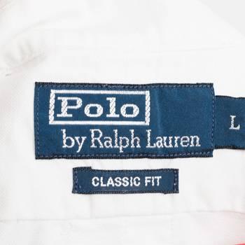 бирка Рубашка Polo Ralph Lauren