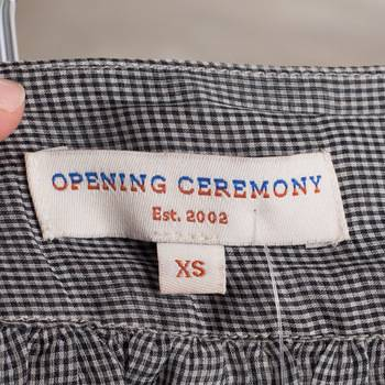 бирка Юбка  Opening Ceremony