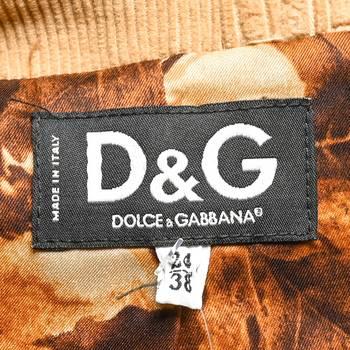 бирка Жилет D&G