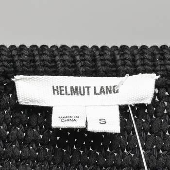 бирка Свитер Helmut Lang