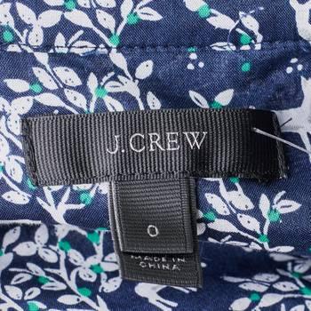 бирка Рубашка J Crew