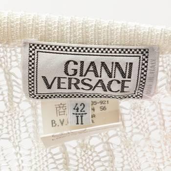 бирка Платье Gianni Versace