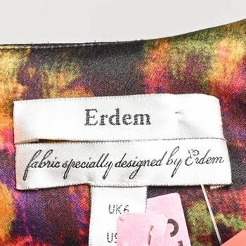 бирка Платье Erdem