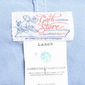 бирка Куртка Garbstore