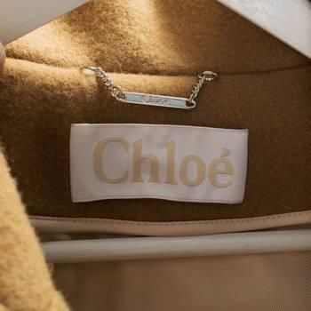 бирка Пальто  Chloe
