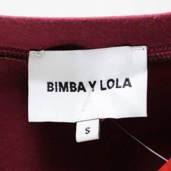 бирка Свитшот  Bimba & Lola