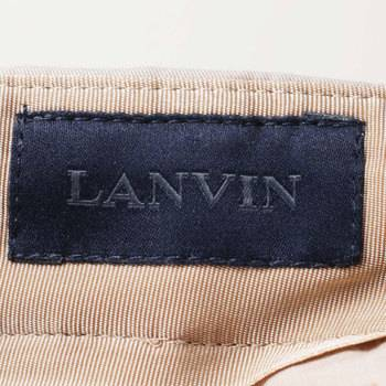 бирка Шорты Lanvin