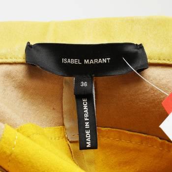 бирка Брюки Isabel Marant