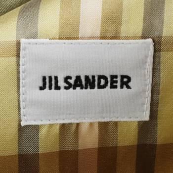 бирка Куртка-рубашка Jil Sander