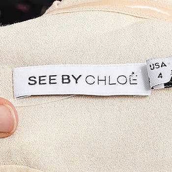 бирка Платье See by Chloe