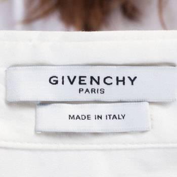 бирка Рубашка-платье  Givenchy