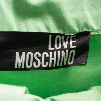 бирка Платье  Love Moschino