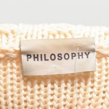 бирка Свитер Philosophy