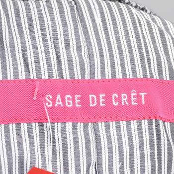 бирка Пиджак Sage de Cret
