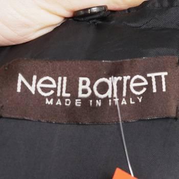 бирка Пальто Neil Barrett