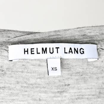 бирка Футболка Helmut Lang