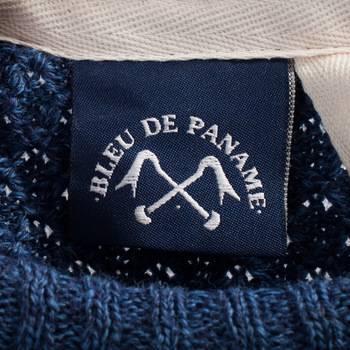 бирка Свитер  Bleu de Paname