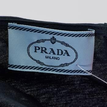 бирка Футболка Prada