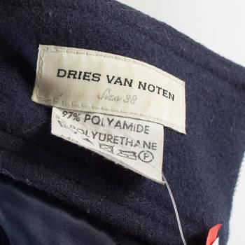 бирка Юбка  Dries Van Noten