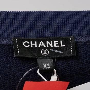 бирка Топ Chanel