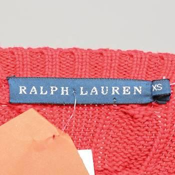 бирка Джемпер Ralph Lauren