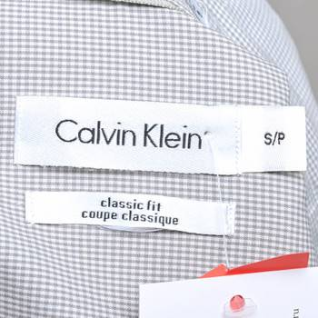 бирка Рубашка Calvin Klein