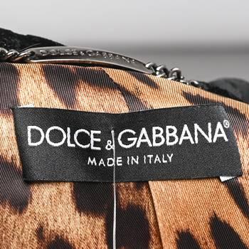 бирка Пальто Dolce & Gabbana
