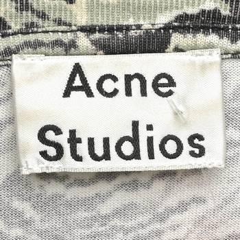 бирка Футболка Acne Studios
