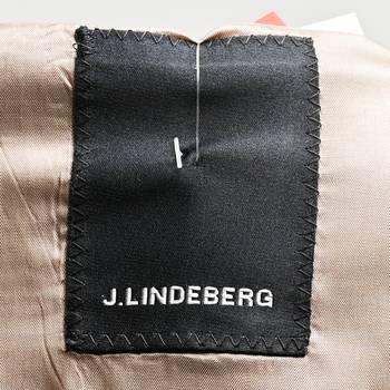 бирка Пиджак J.Lindeberg