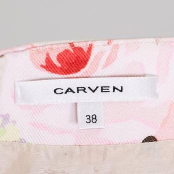 бирка Шорты Carven