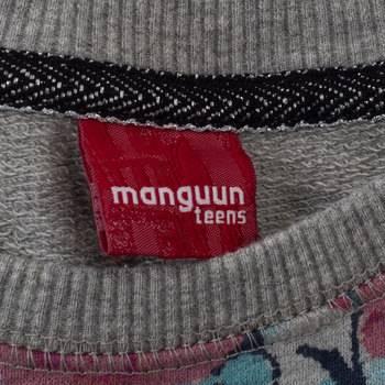 бирка Свитшот  Manguun