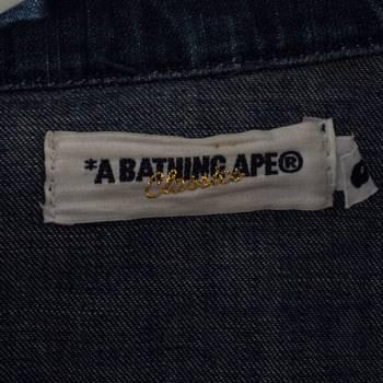 бирка Куртка  *A Bathing Ape
